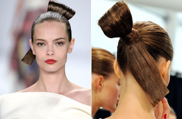 NYC Fashion Trend Hairstyles
