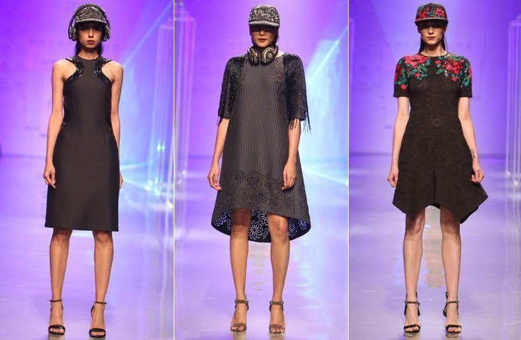 Namrata Joshipuras AIFW Autumn Winter 2016 Collections