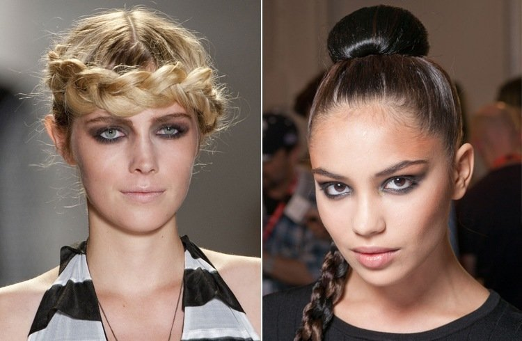 New York Twisted Bbraids Hairstyles