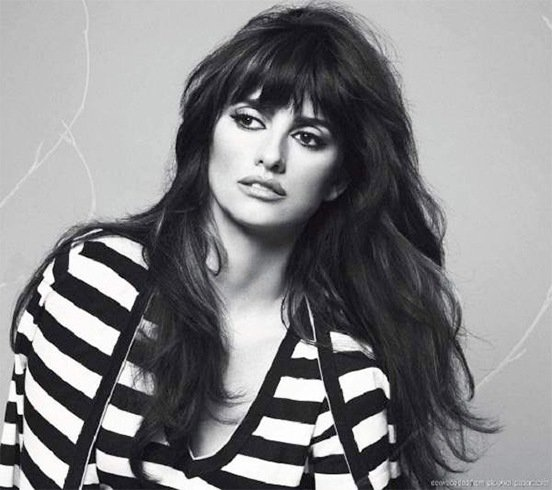 Penelope Cruz Hairstyles You Could Steal - Hairstyle steal your girl
