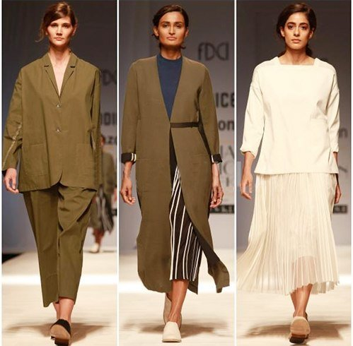 Ruchika Sachdev AIFW 2016 collections