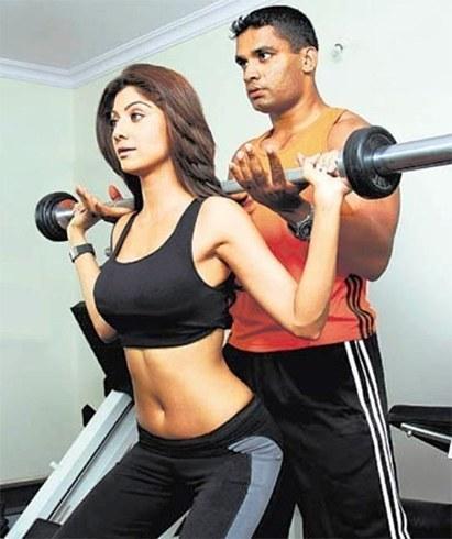 Shilpa Shettys Diet And Fitness secrets