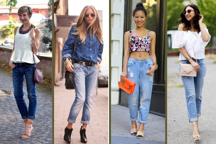 How To Wear Boyfriend Jeans For Women, In 22 Different Ways