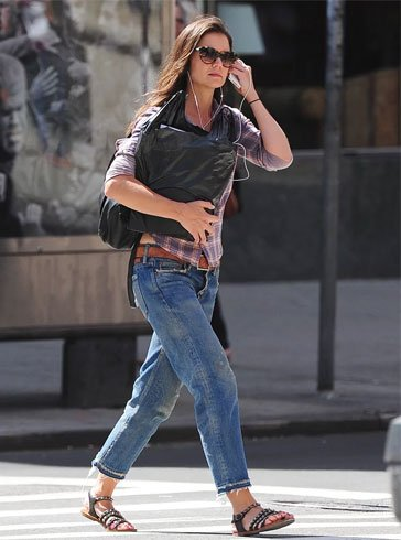 Shoes to wear with boyfriend jeans For Beauty