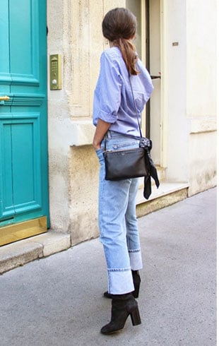 Shoes to wear with boyfriend jeans With Shirt