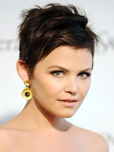 10 sexy short hairstyles for round faces short hairstyles for round faces urmus Images