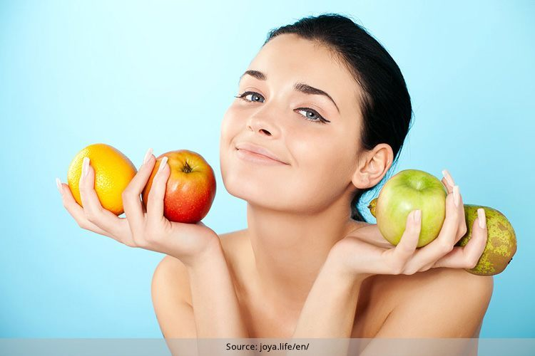 Skin Whitening Fruits