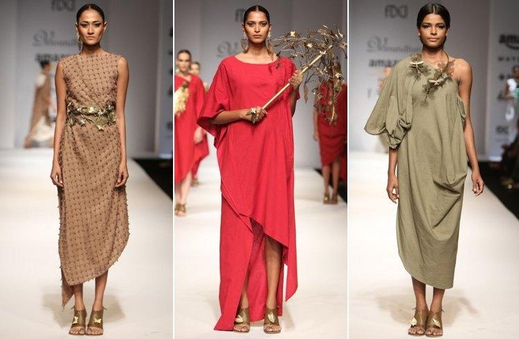 Vasundhara Collection at AIFW 2016