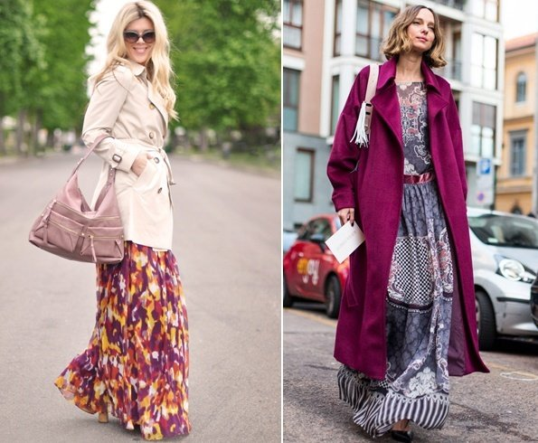 Ways to Style Your Maxi Dress