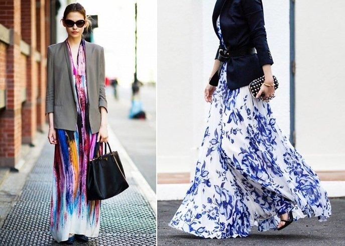 Ways To Style Your Maxi Dresses