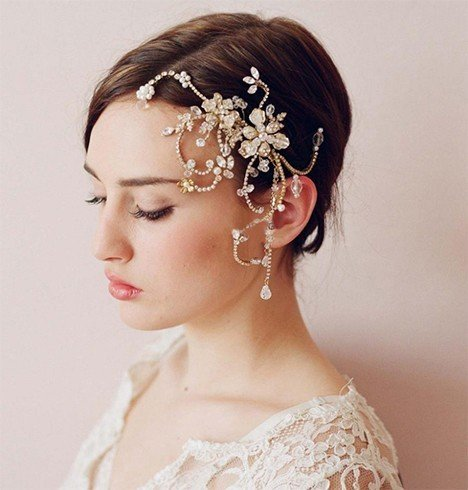Accessories For Short Hair
