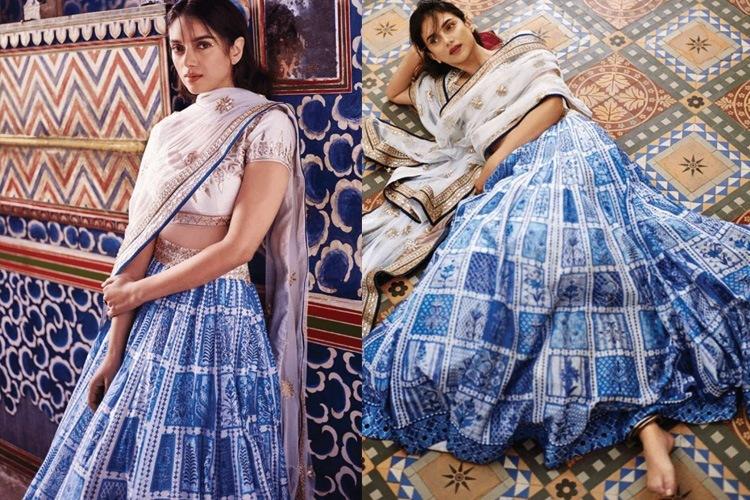 Aditi Rao Hydari at  Anita Dongre Collection Launch
