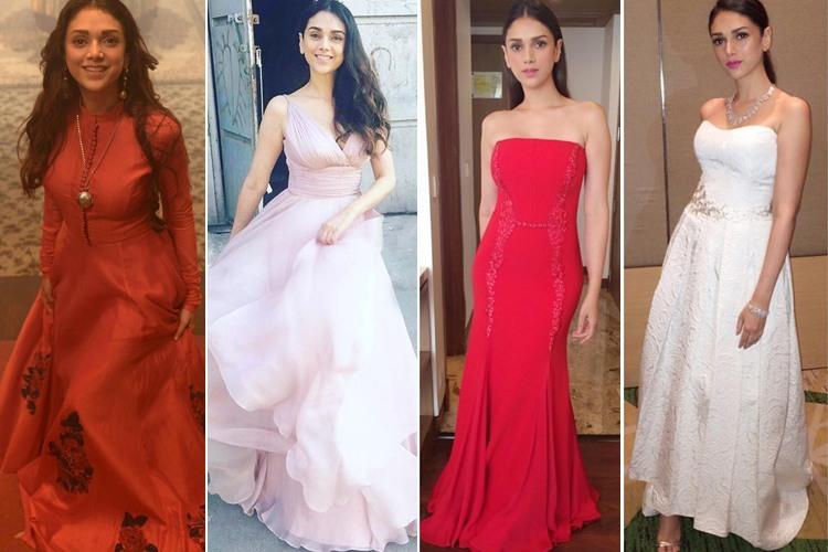 Aditi Rao Hydari Gown Style