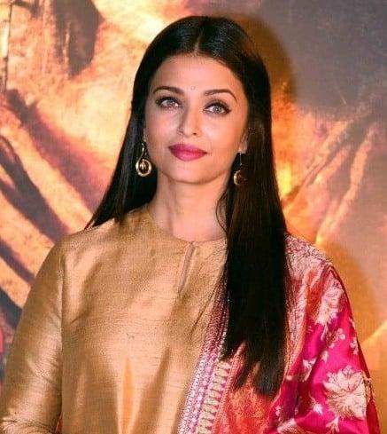 Aishwarya makeup
