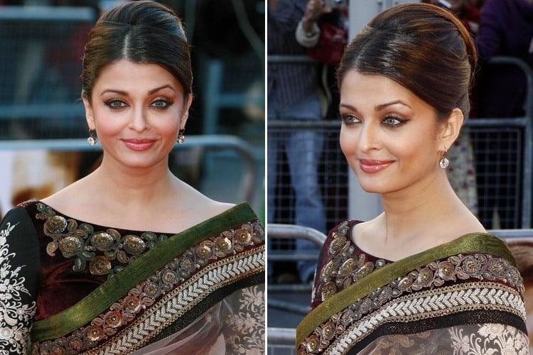 Aishwarya Rai cannes hairstyles