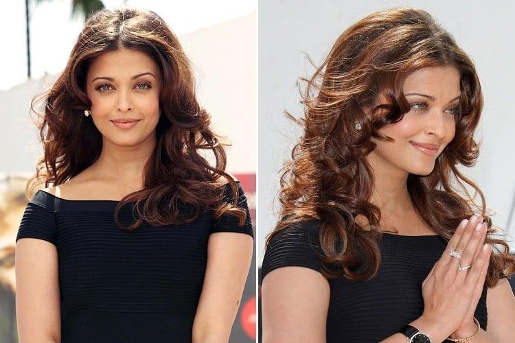 Aishwarya Rai Haircut Name