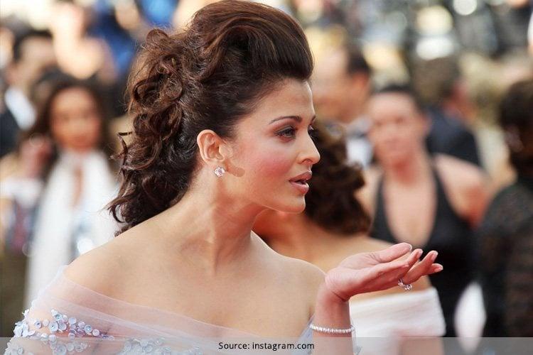 Aishwarya Rai Signature Hairstyles