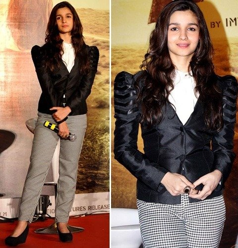Alia Bhatt Height