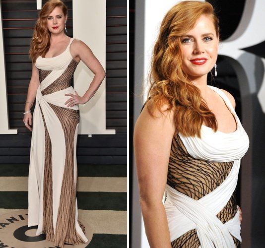 Amy Adams at Oscars Party 2016