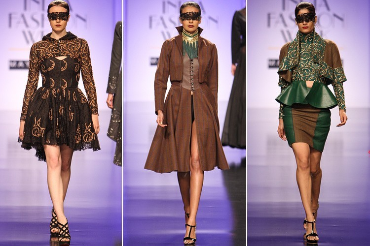 Anaikka Collection at 2016 AIFW