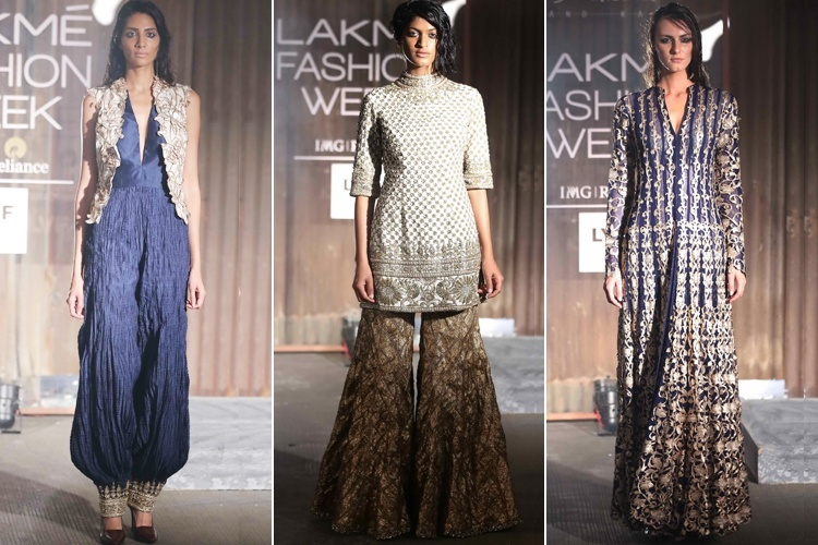Anand Kabra at Lakmé Fashion Week 2016