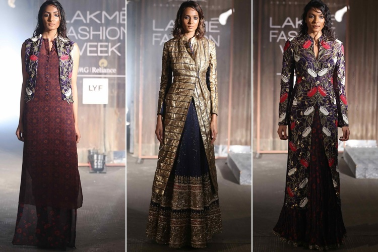 Anand Kabra at Lakmé Fashion Week summer resort 2016