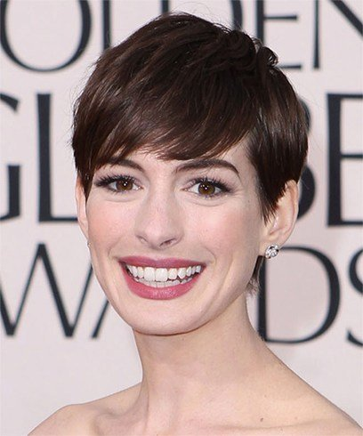 Anne Hathaway Hairstyles That Can Be Easily Replicated