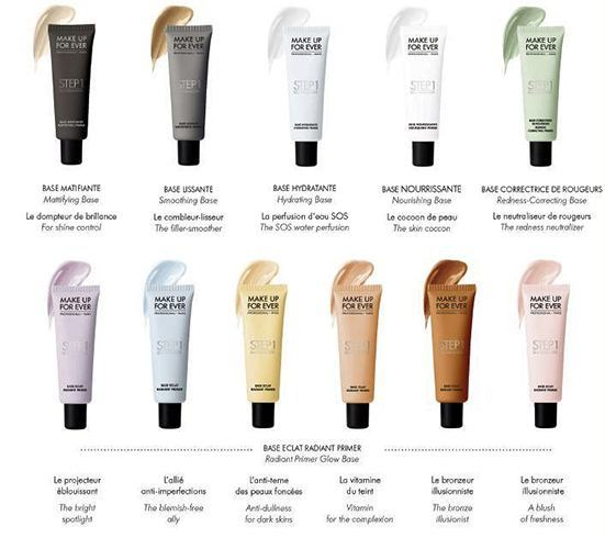 Apply Colored Concealers