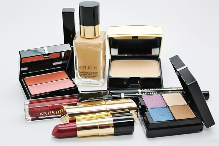 Artistry beauty products