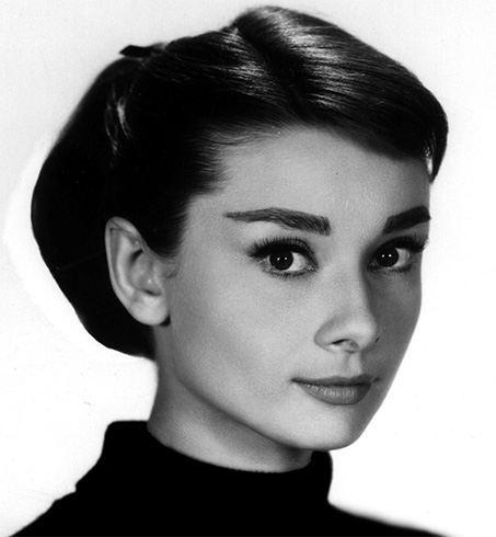 Audrey Hepburn Makeup Audrey Hepburn Makeup Audrey Hepburn Hair - Audrey-hepburn-makeup