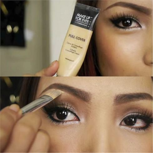 Concealer For Eyebrows