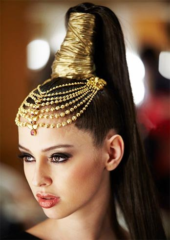 Indian Bridal Hair Accessories
