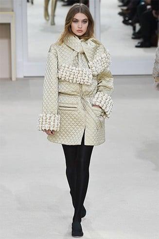Chanel designs at Paris Fashion Week 2016