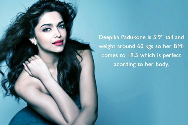 Deepika Padukone's Fitness