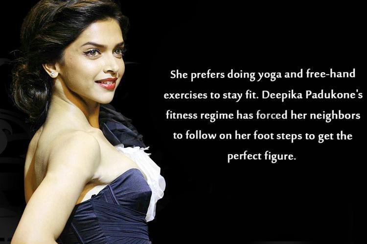 Deepika Padukone Height