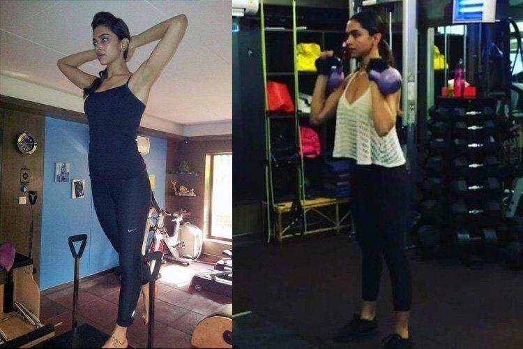 Deepika Padukone Workout Routine