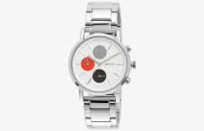 DKNYNy2146i Silver Chronograph Watch