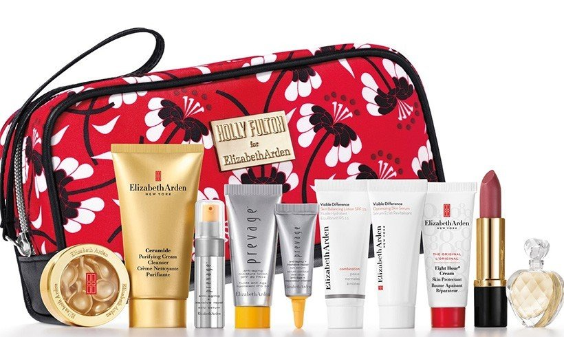 Elizabeth Arden makeup products