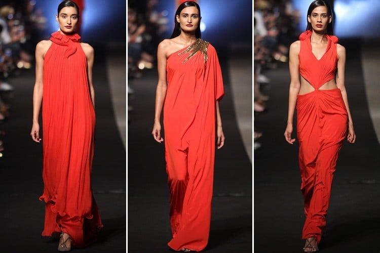 Gaurav Gupta at Amazon India Fashion Week