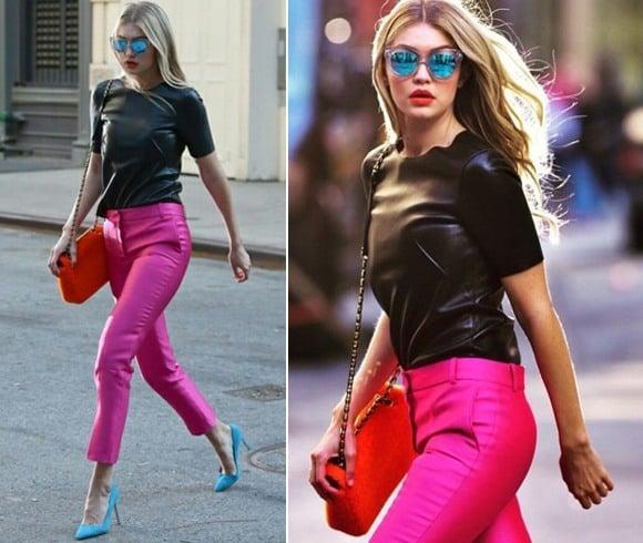 Gigi Hadid Best Fashion Style