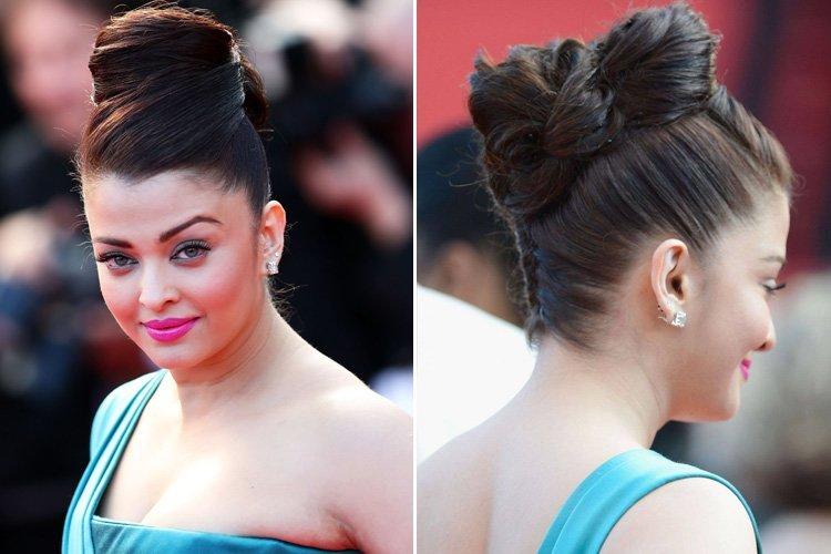 Hairstyle Of Aishwarya Rai