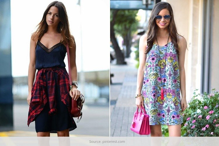 How To Wear A Slip Dress