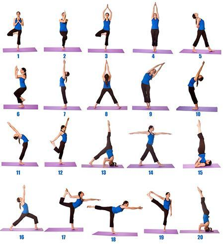 Simple And Easy Yoga Poses