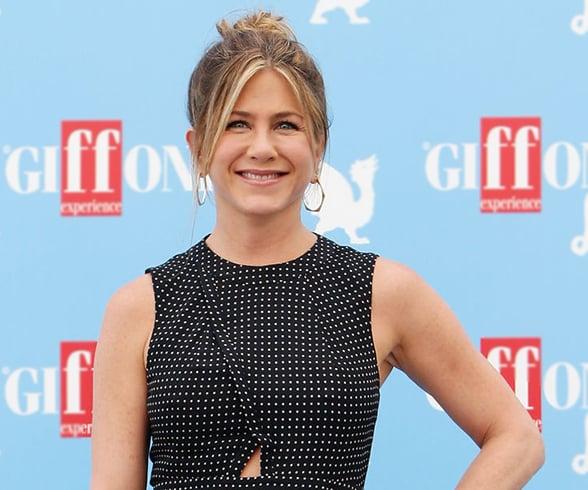 Jennifer Aniston Hair Extensions