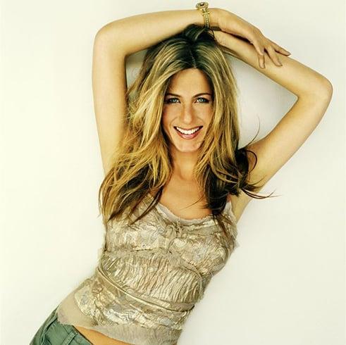Jennifer Aniston Hair Secret