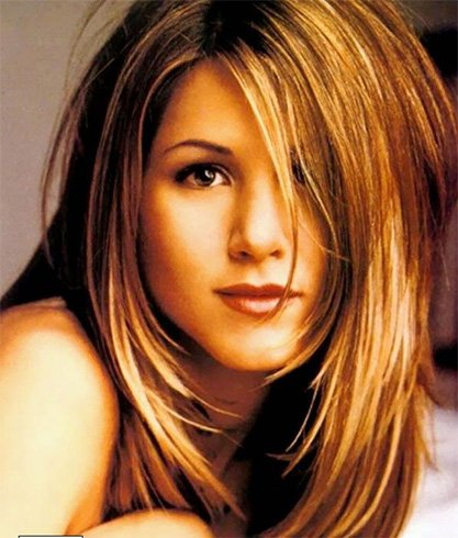 Jennifer Aniston Medium Hair