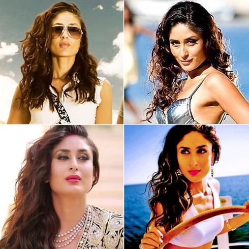 Kareena Kapoor Curly Hair