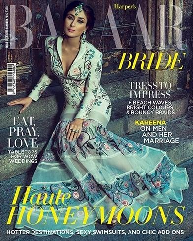 Kareena Kapoor Magazine Cover Photos