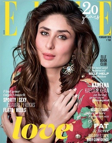 Kareena Kapoor Magazine Cover Photoshoot