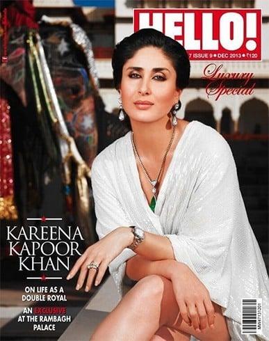 Kareena Magazine Cover Looks
